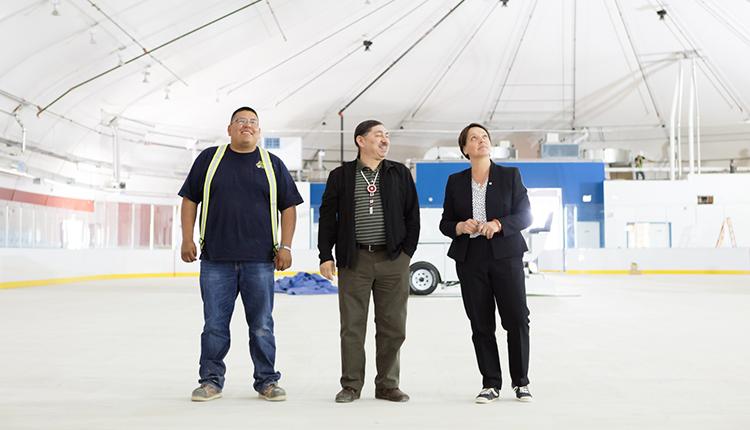 La fierté d'une nation : la Nation des Piikani du sud-ouest de l'Alberta