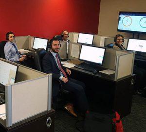 BMO's pro bono team works the phones at free legal advice hotline