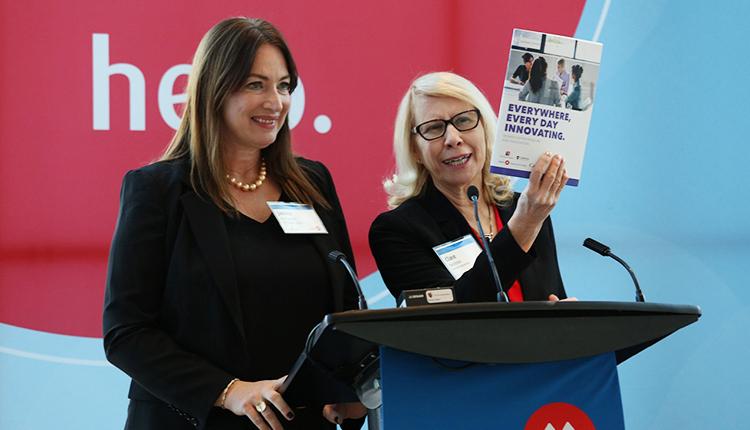 Étude sur les femmes entrepreneures et l'innovation