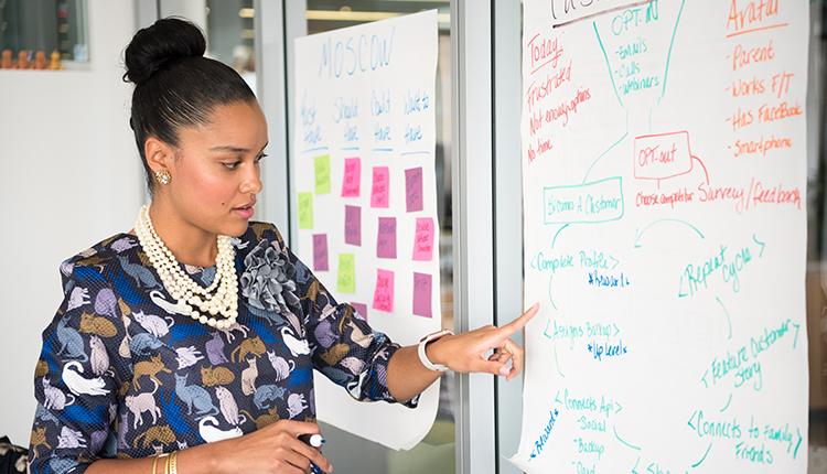 Les femmes entrepreneures et le risque