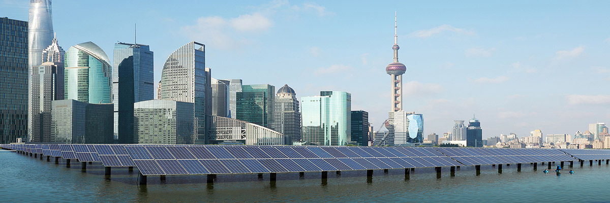 Sustainable finance in China